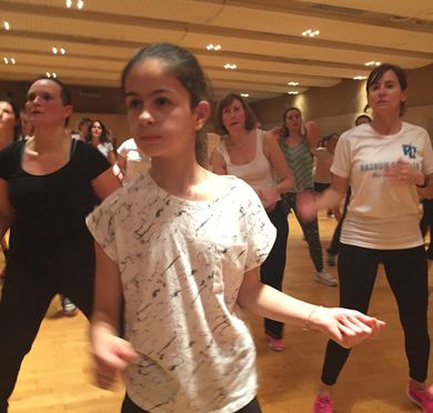 Zumba Night Fever